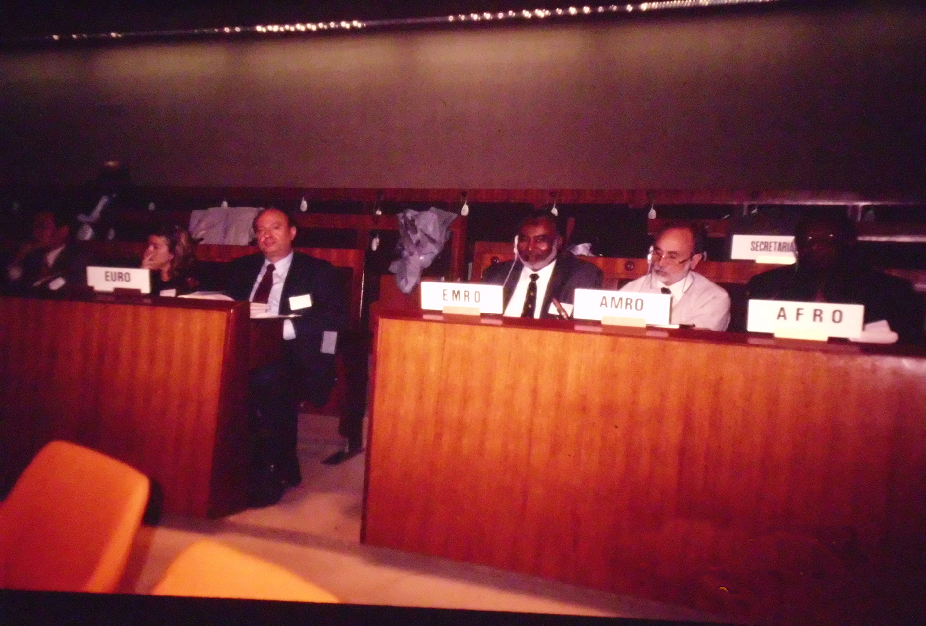 WHO-global-research-committee-meeting-in-Geneva-1993