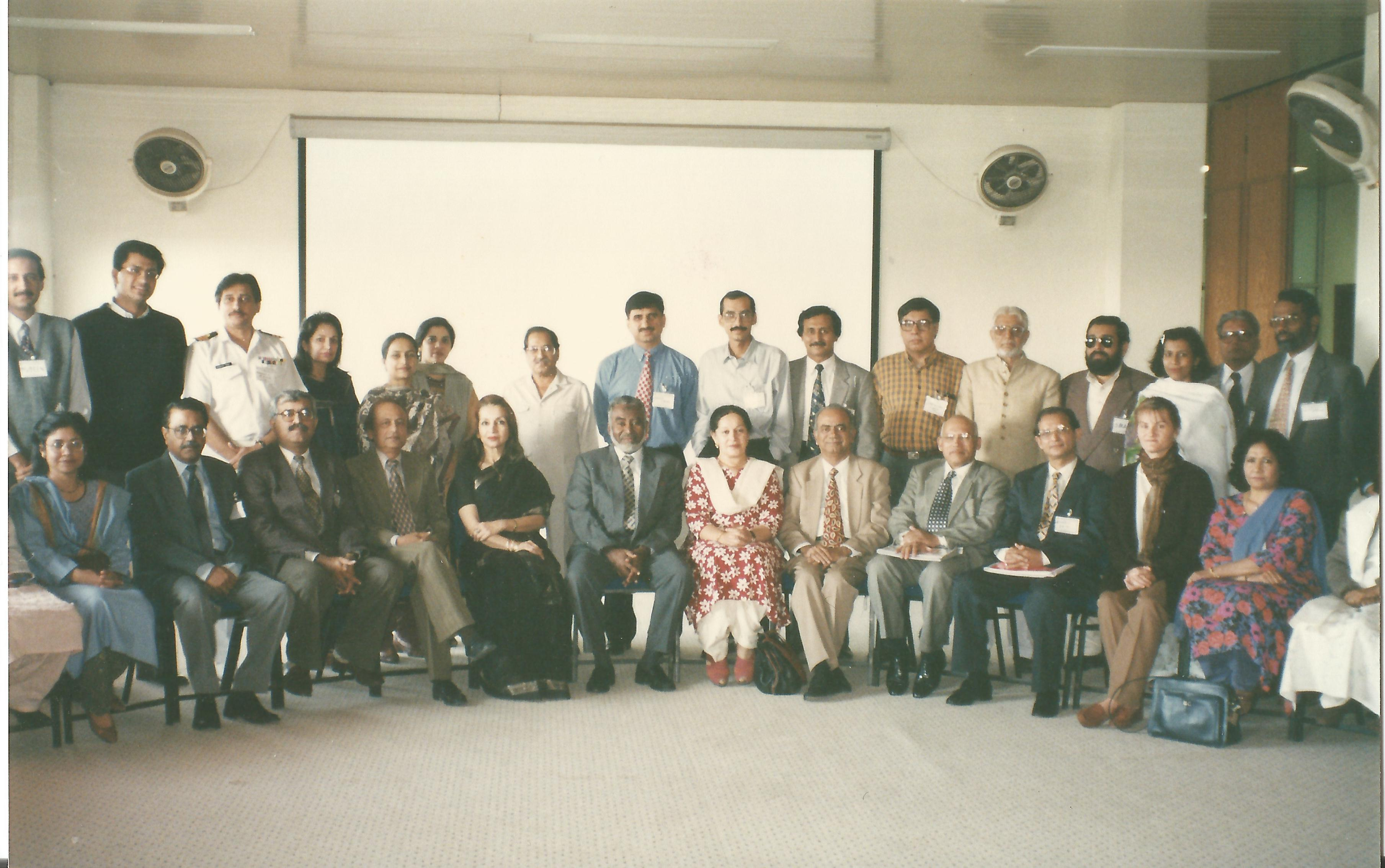 Workshop-Karachi-Pakistan-1997