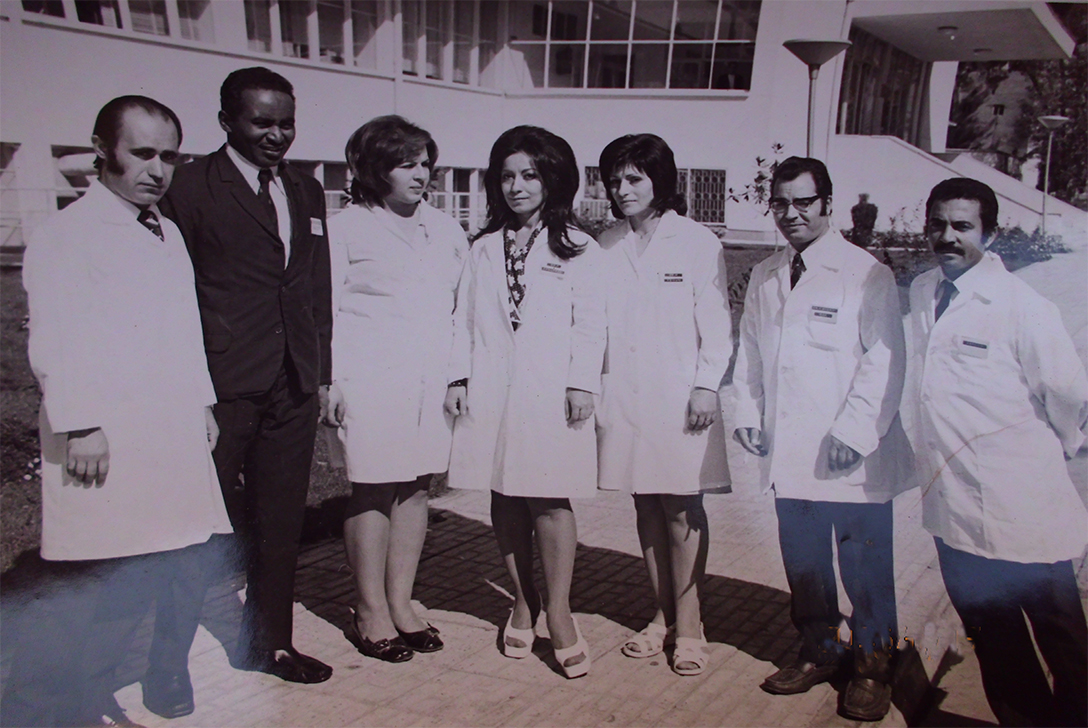 Prof-Elsheikh-Mahgoub-in-front-of-Tehran-Central-Lab-Iran-1972-2
